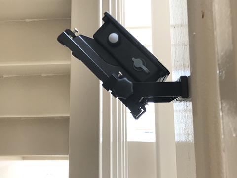 LED投光器使用例